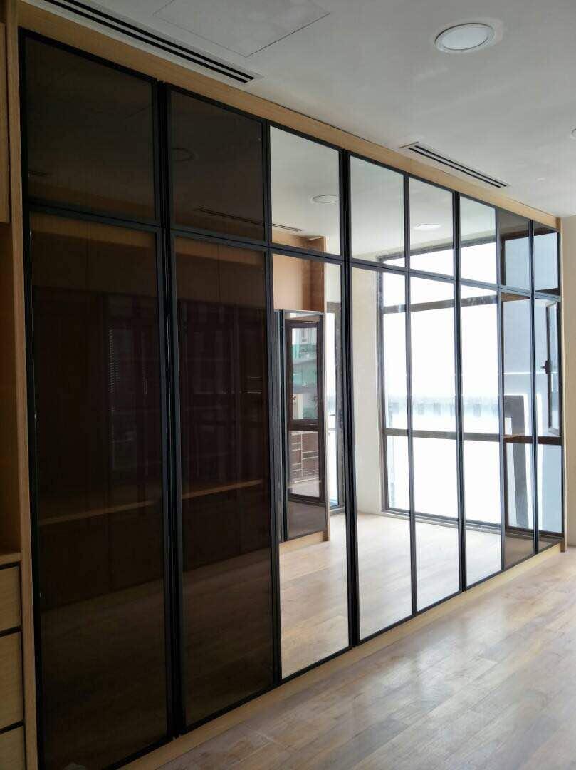 9791 - Aluminium Framed Cabinet Door   Kasity Malaysia