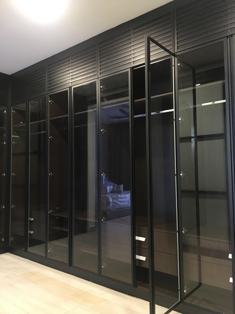 9793 - Aluminium Framed Cabinet Door   Kasity Malaysia