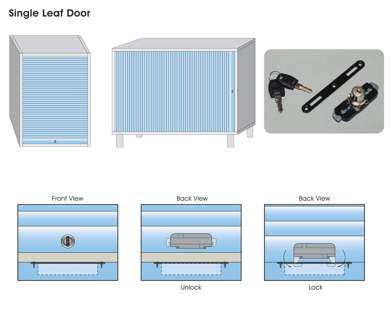 Locking Devices - Crab Lock