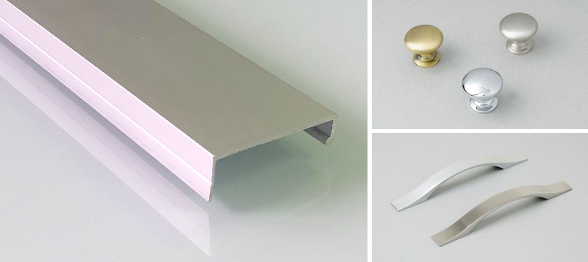 Furniture Accessories Malaysia | Aluminium Profile Accessories | Kasity Malaysia